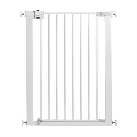 Safety 1st Универсална метална висока преграда за врата - бял цвят 24244316